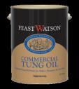 Oil-based finish